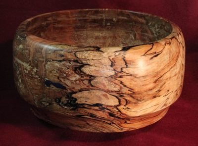 Woodturning by John Fitzpatrick