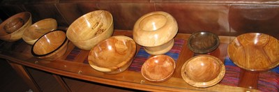 Woodturnings by John Fitzpatrick